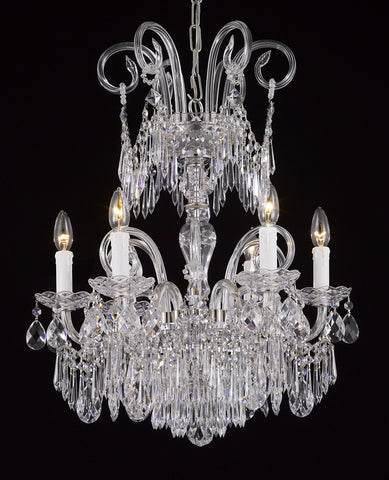 Custom Chandelier - Torino Lighting Design