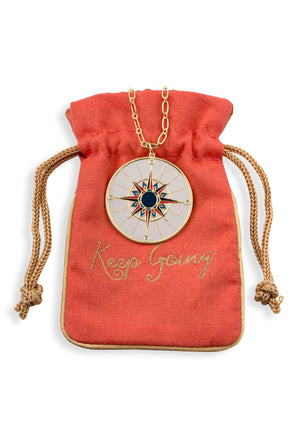 Keep Going Pendant