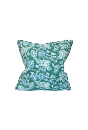 Lulu DK Saltarello Blue Green Pillow