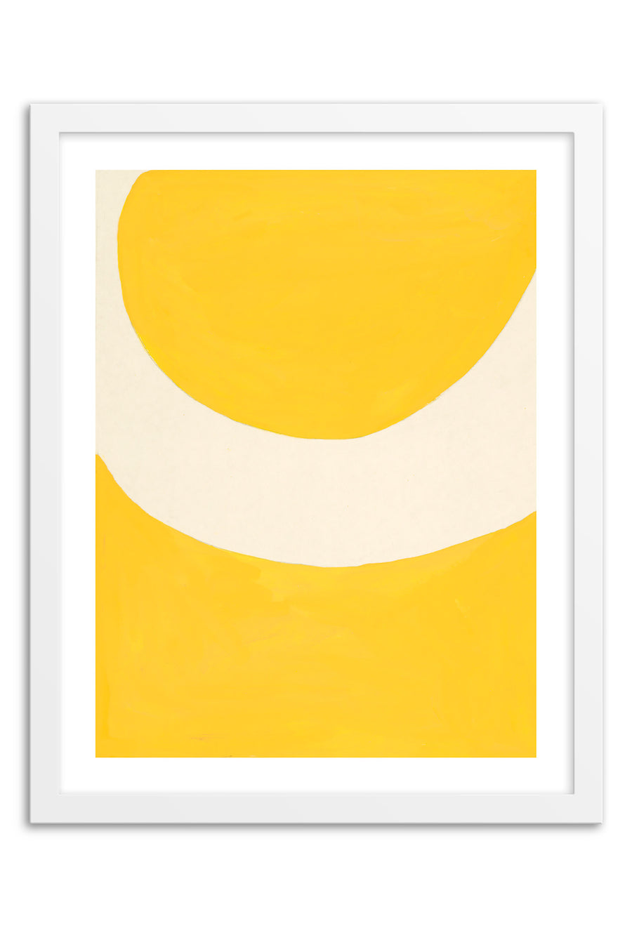 Sun Abstraction Framed or Unframed Print