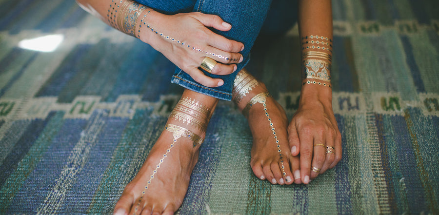 Indigo Jewelry Tattoos