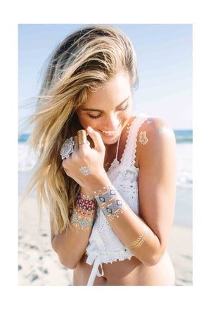 Wanderlust Jewelry Tattoos