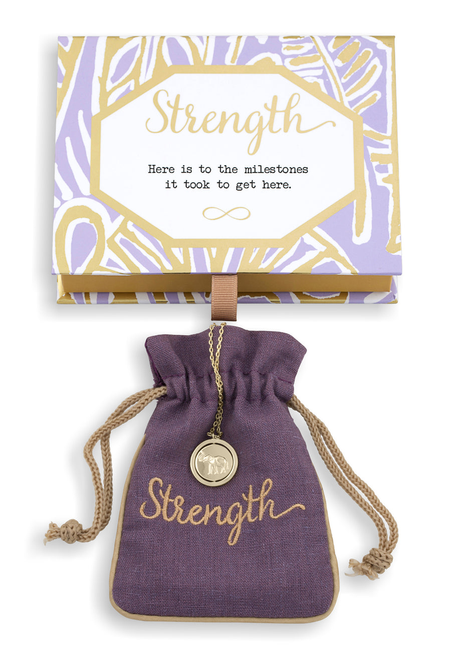 Strength Flip Necklace