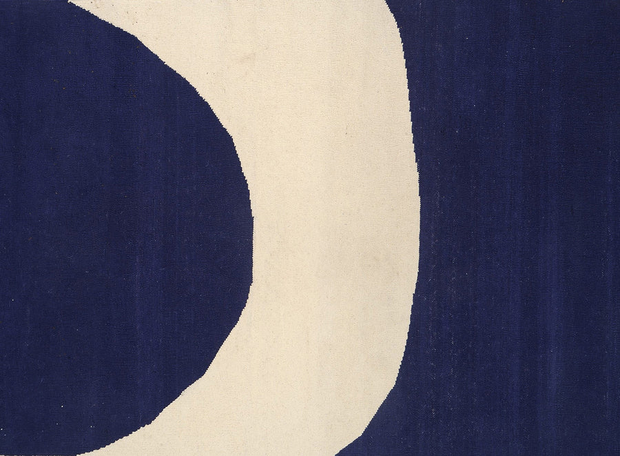 Sun Navy Abstraction Rug
