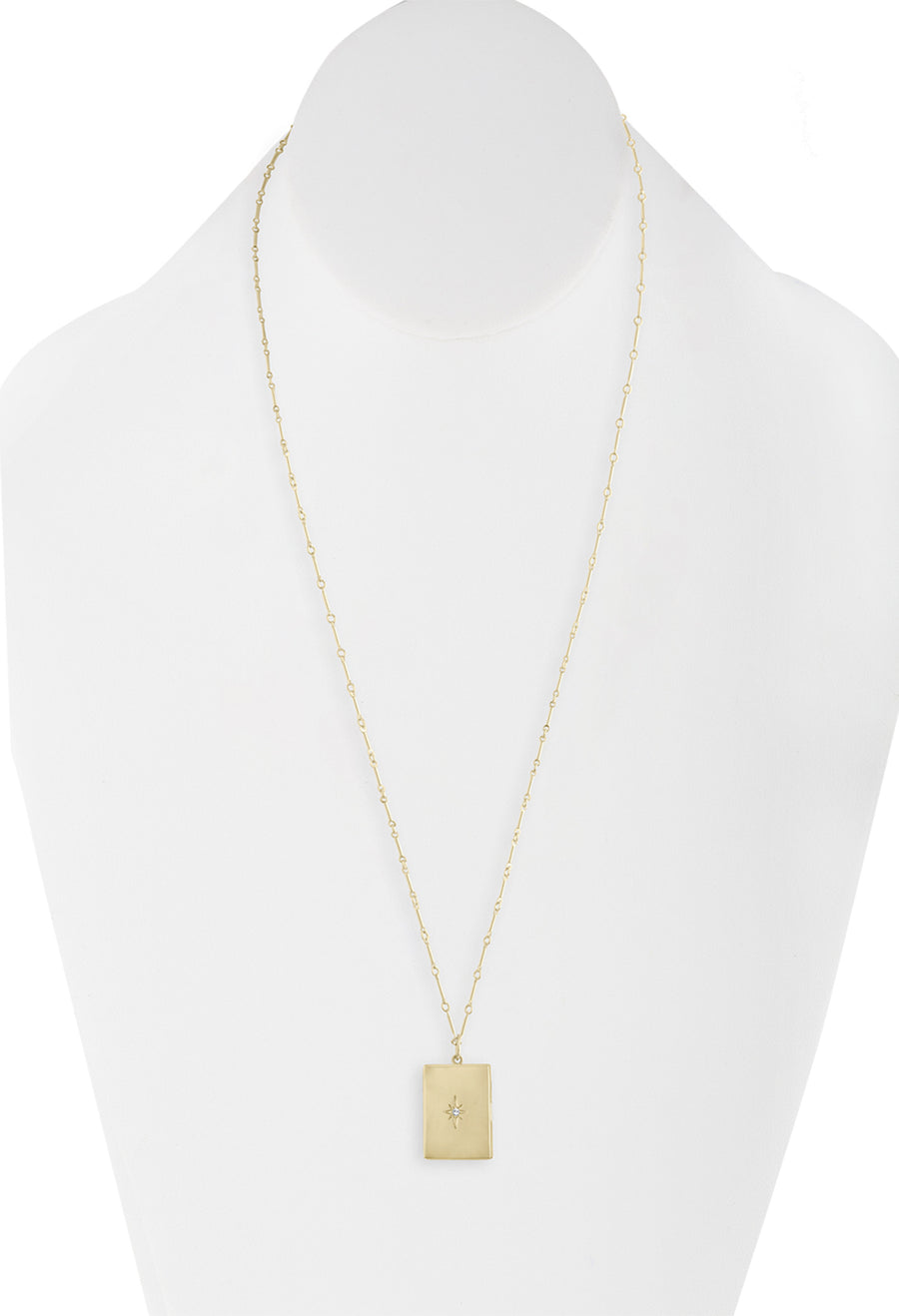 Exclusively Ours! | 14K Gold Poppy Locket