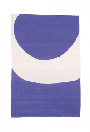 Ocean Abstraction Rug