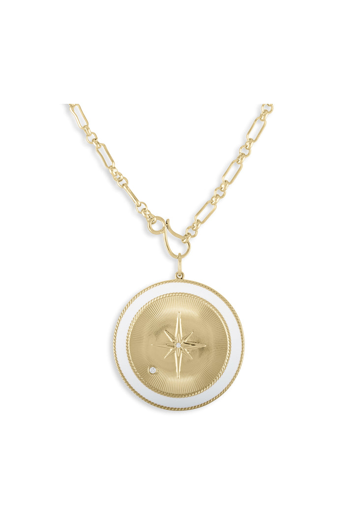 Northern Star White Medallion