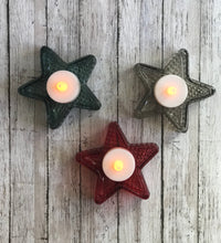 Star Bright Tealight Holder