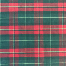 Holiday Plaid Table Runner