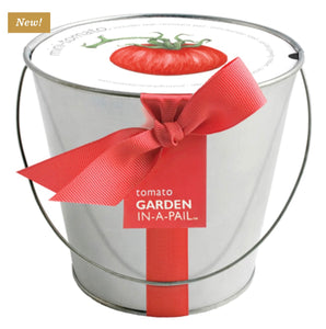 Tomato Garden In-A-Pail