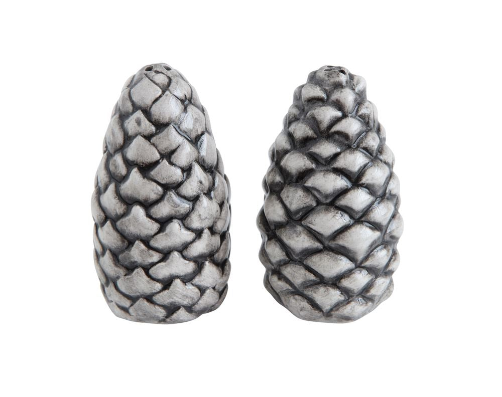 Pinecone S & P Shakers