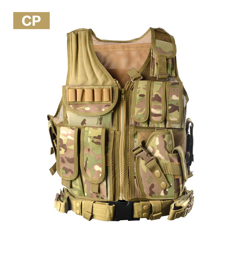 Military Tactical Hunting Vest