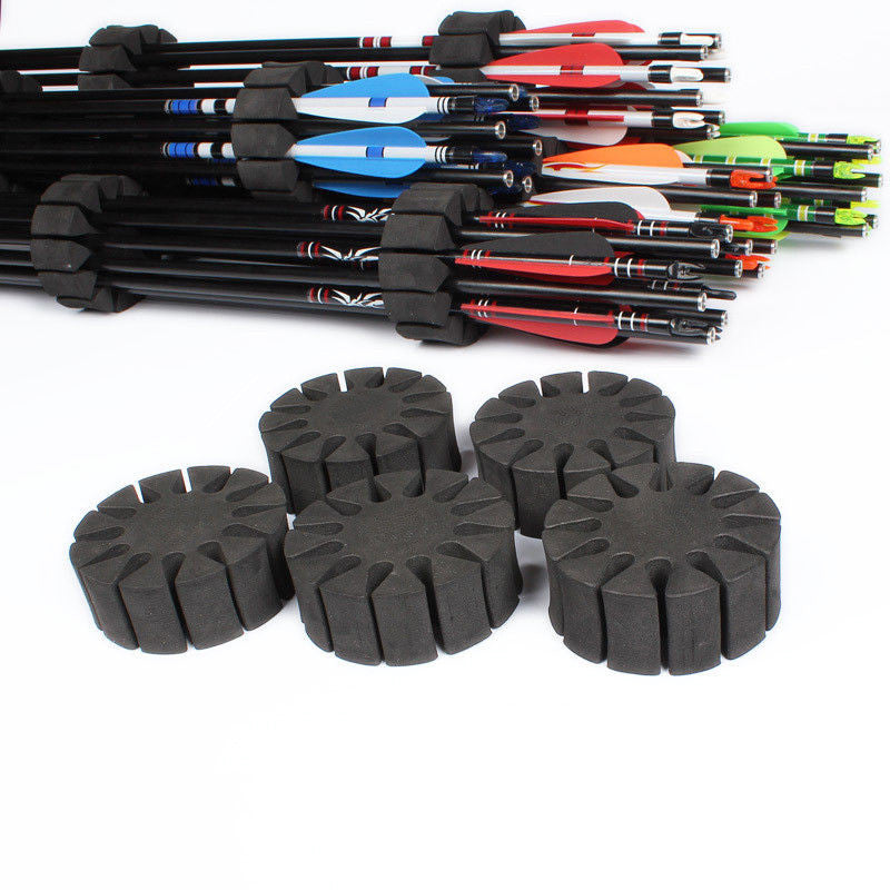 6PCS Archery Arrow Foam Holder