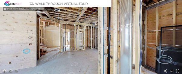 Construction 3D Virtual Tour