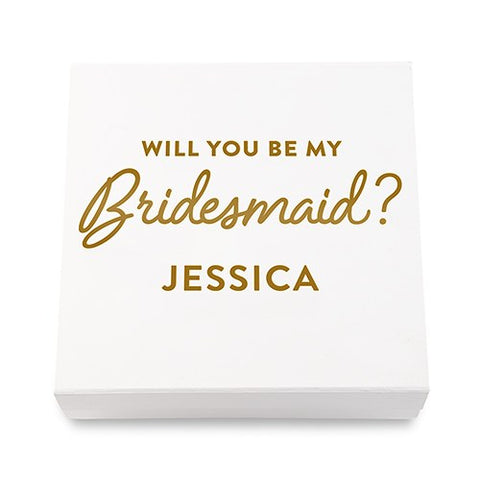 Premium Bridesmaid Proposal Gift Box
