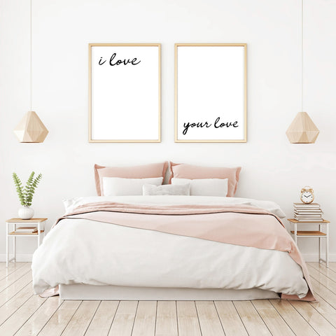 Your Love Print