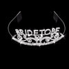 Image of Rhinestone Bride to Be Tiara