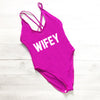 Image of WIFEY Swimsuit