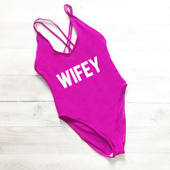 WIFEY Swimsuit