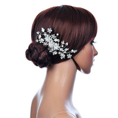 Flower Style Hair Comb