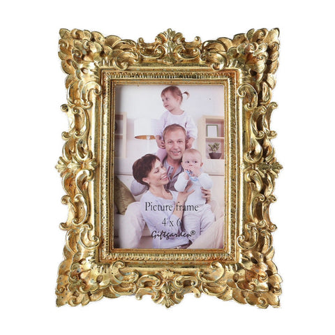 Intricate Photo Frame - 4x6""