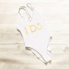Image of I DO & I DO CREW Swimsuit | Bride & Bridal Party