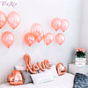 Image of Romantic Foil Balloon Bundles