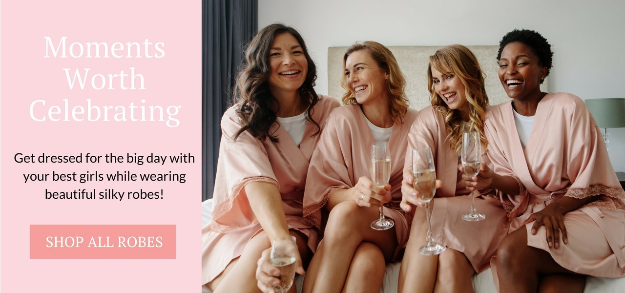 Shop all bridal party robes