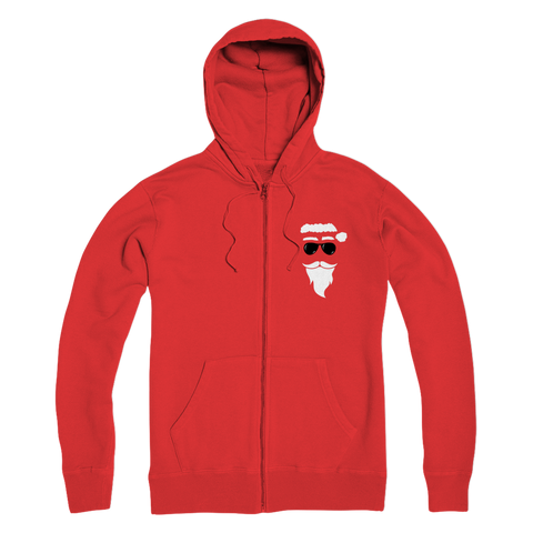 Christmas Gear Premium Adult Zip Hoodie