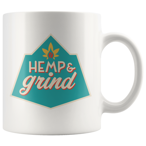 Hemp & Grind Coffee Mug