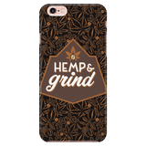 Official Hemp & Grind smartphone case