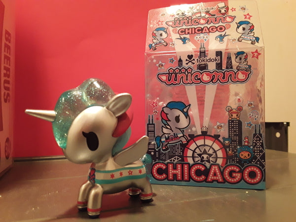Tokidoki Chicago comic Con exclusive 2019