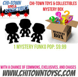 Chi-Town Toys & Collectibles Mystery Box