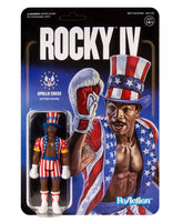 Rocky IV: Apollo Ceeed Super7 ReAction Figure
