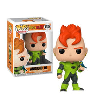 Android 16 funko pop
