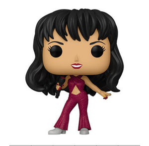 Selena Funko Pop Rocks (Glitter Edition)  PRE ORDER [3RD BATCH]