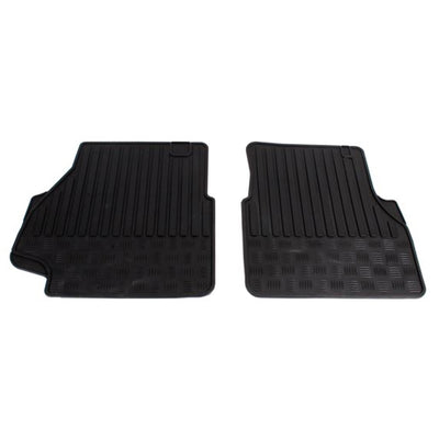 Floor Mats Front Rubber Land Rover Defender 90/110/130 DA4423