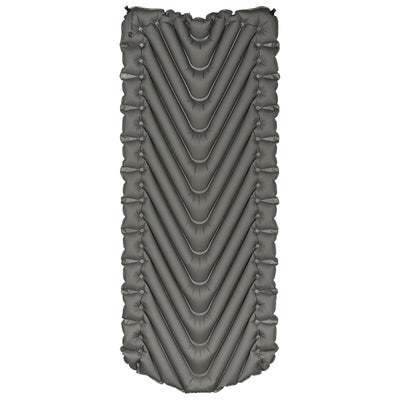 KLYMIT Static V Luxe Blue/Stone Grey Ultra-Lite XL Size Comfortable Sleeping Pad