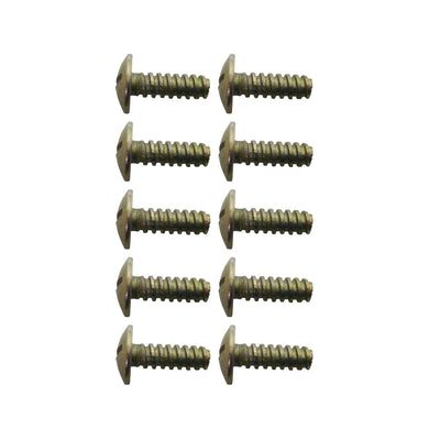 10 x Floor Screws for Land Rover Series 2/2a/3 320045