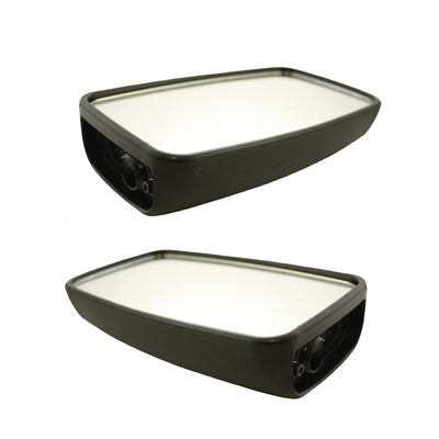 GENUINE Right & Left Mirror Heads for Land Rover County 110 Defender Perentie MUC3707 MUC3708
