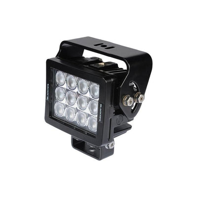 Blacktips 12 LED Horizontal Heavy Duty Work Light 9-32V CISPR 25 & IP69K BLB0712