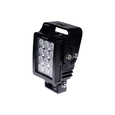 Blacktips 12 LED Vertical Heavy Duty Work Light 9-32V CISPR 25 & IP69K BLB0712