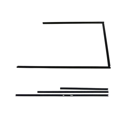 Door Top Window Bailey Channel Kit Land Rover Series 2 2A 3 336454 336451 347488
