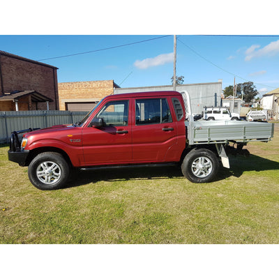 2012 Mahindra Dual Cab PikUp with Accessories Great Condition