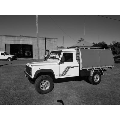 SOLD! 1995 300TDI Land Rover Defender 130 Great Condition OTHERS AVAILABLE!