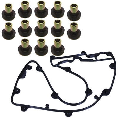 Rocker Cover Gasket Kit Land Rover TD5 Defender Discovery 2 LVP000020 ERR7266