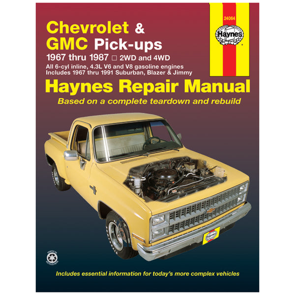 2003 thru 2009 Repair Manual Haynes Toyota 4Runner 92079