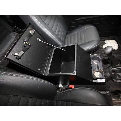 Console Mantec Lockable Centre Console Security Box Quality for Land Rover Defender