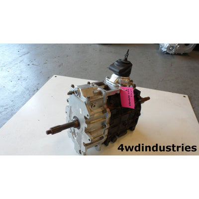 LT77S Gearbox Land Rover Defender 200Tdi Reconditioned Exchange Warranty RARE