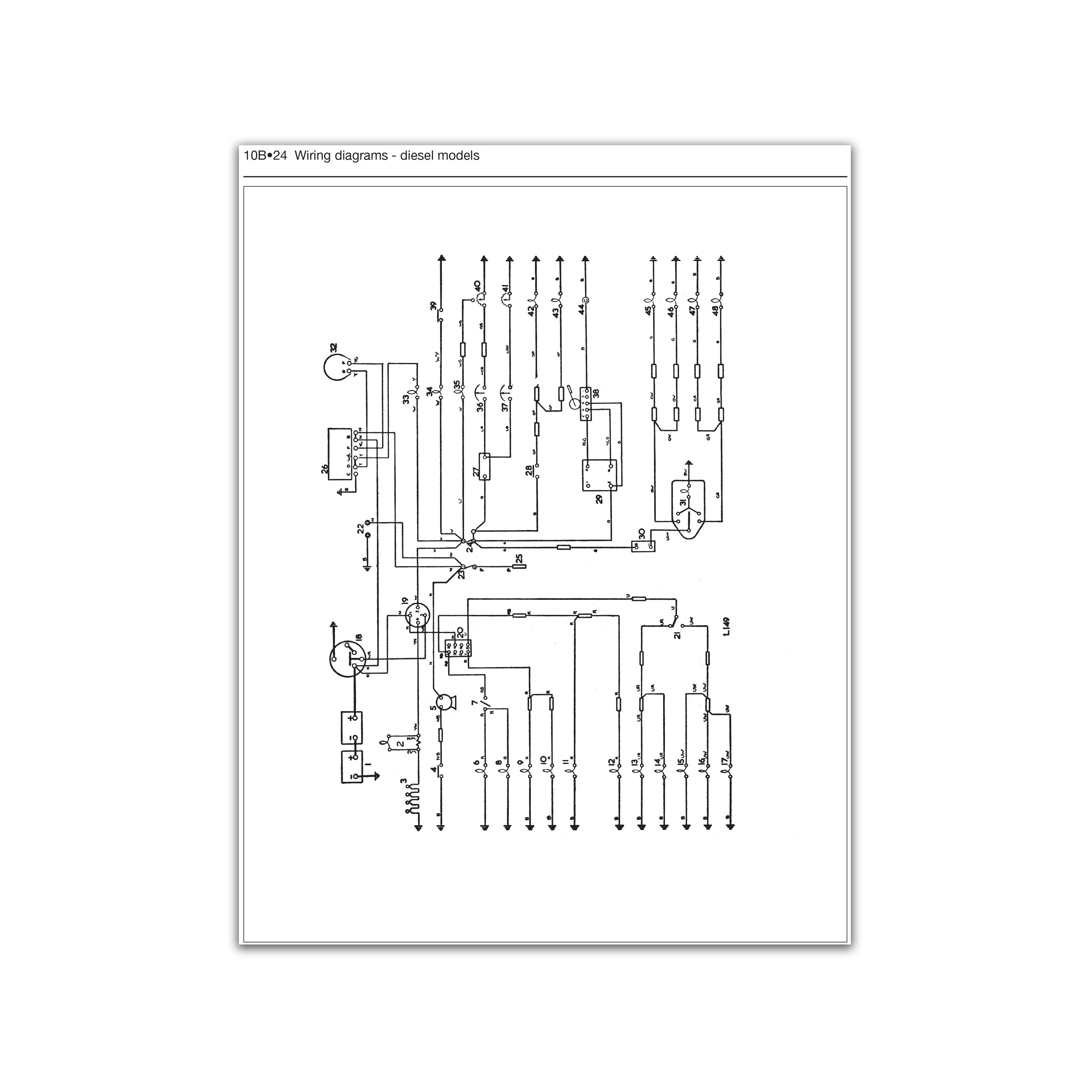 Haynes Repair Manual 92055 Toyota Land Cruiser Fj40 Fj43 Fj45 Fj55 68 4wd Industries: Fj40 Inside Door Part Diagram At Chusao.net